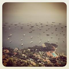 Monaco lässt grüßen.