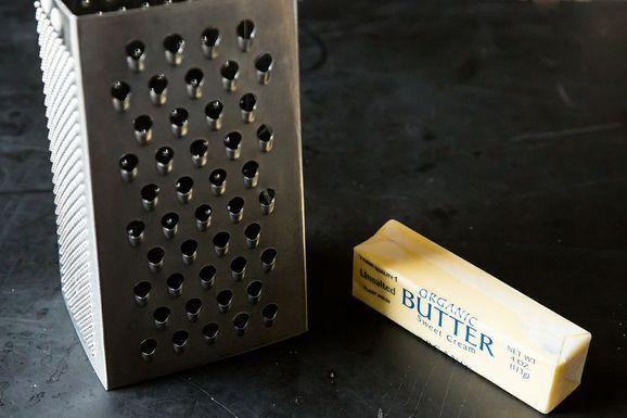 Soften Frozen Butter on Food52