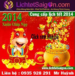 Chuyên cung cấp lịch tết 2013