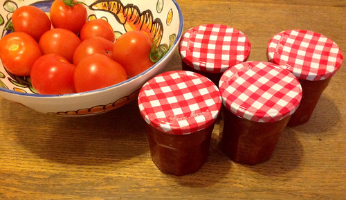 Tomato Glut! by gemwaithnia