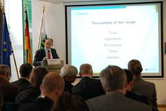 Final conference Brussels, Sept. 2013