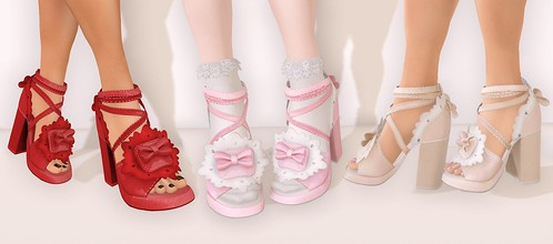 .tsg. Lolita Platforms -SLINK- by Eilfie Sugarplum | The Sugar Garden