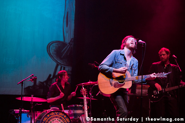 Okkervil River @ The Wiltern, LA 10/20/13