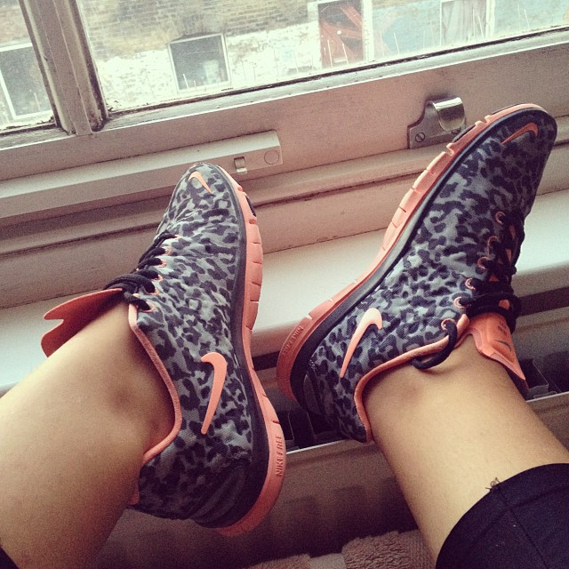 Still loving these babes as much as the day they arrived from @sportsshoes_com