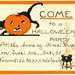 Come to a Hallowe'en Party by Alan Mays