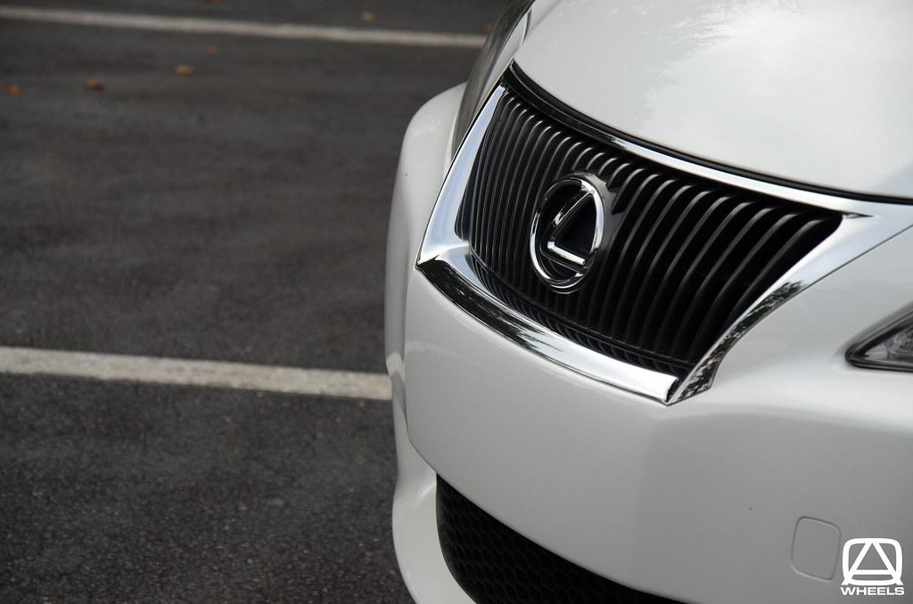 Lexus IS250 Correction | aowheels