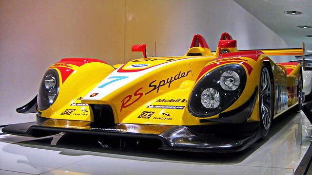 RS Spyder (9R6)