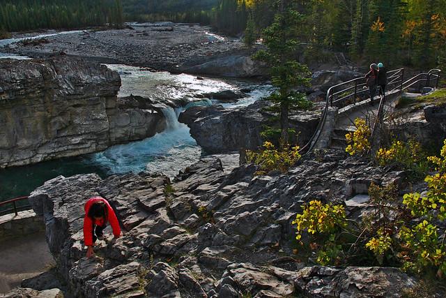 Elbow Falls Activities