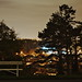 Small photo of Chapelizod view at night