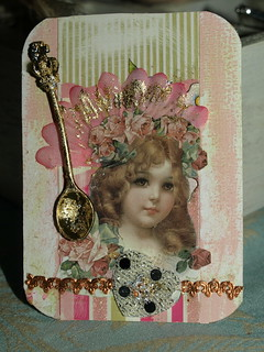 ATC for trade. She was born with a golden spoon and a cold heart.