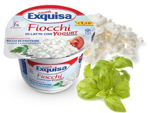 Dieta Dukan Fiocchi di Latte con Yogurt Exquisa
