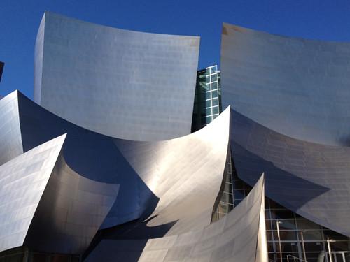 Gehry building LA