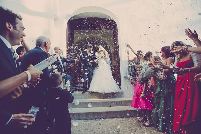 Ambra & Giuseppe, real Ibiza wedding