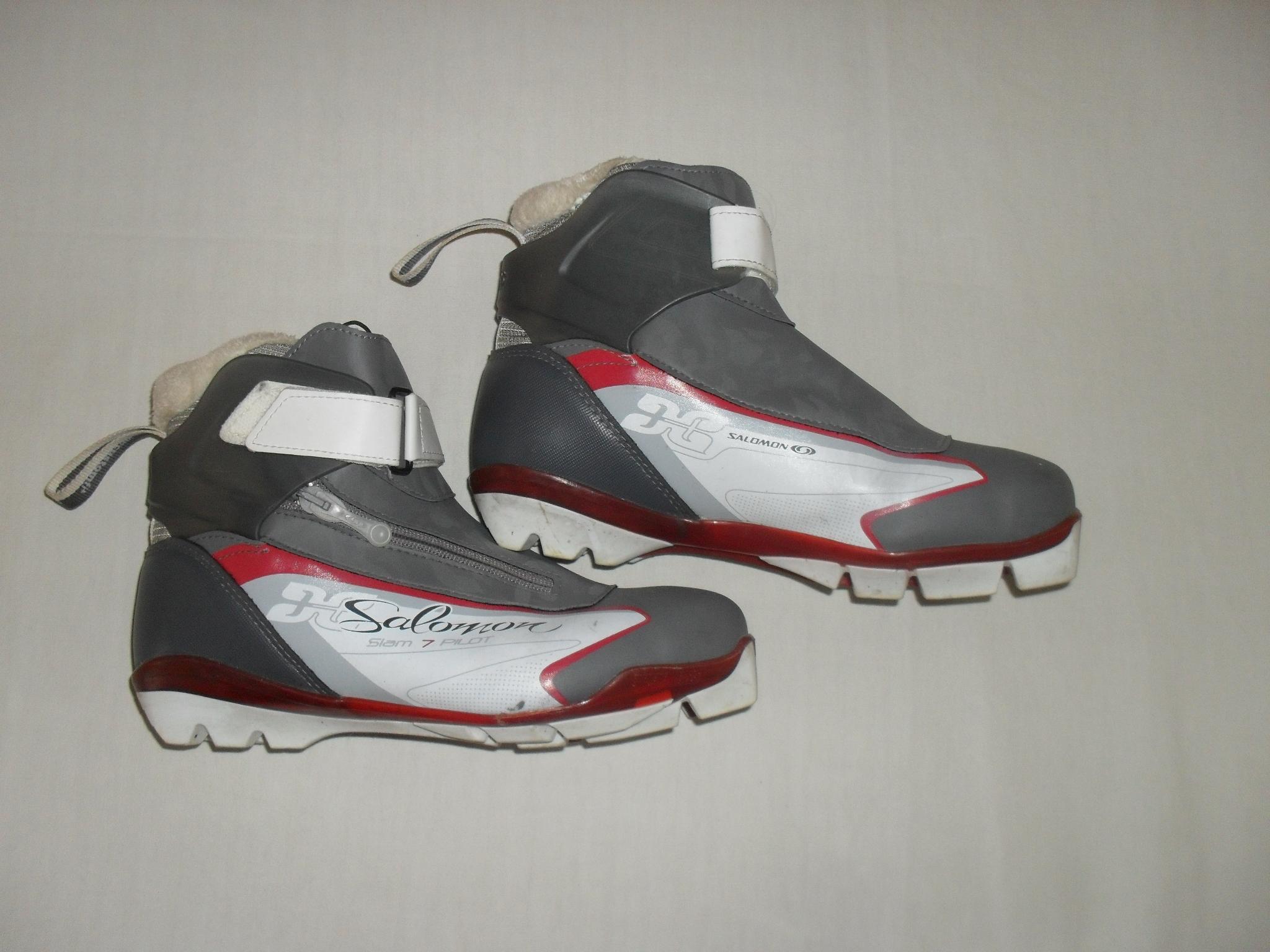 Prodám boty na běžky Salomon Siam 7Pilot - Bazar - Běžky.net ce257cdab2