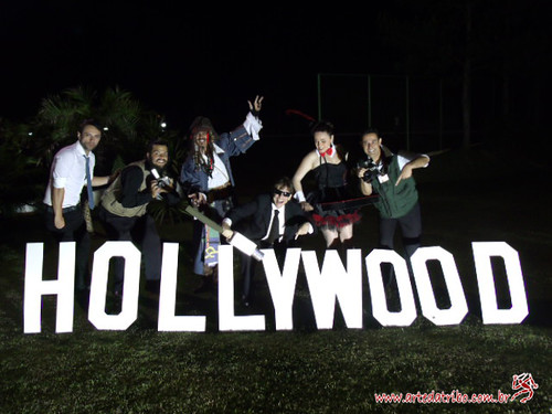 FESTA DE DEBUTANTE - HOLLYWOOD - Arufest