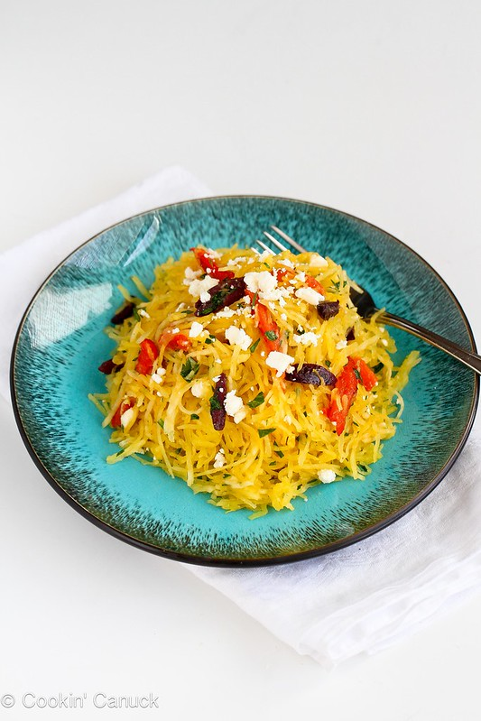 Step away from the standard spaghetti squash recipe with tomato sauce ...