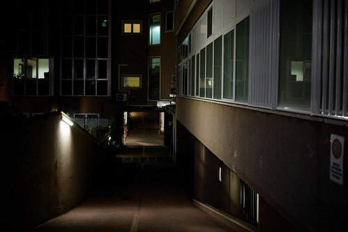 "278/365 - ""Night Walking"" nr.5 by Luca Rossini"