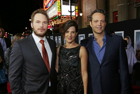 """Delivery Man"" World Premiere"
