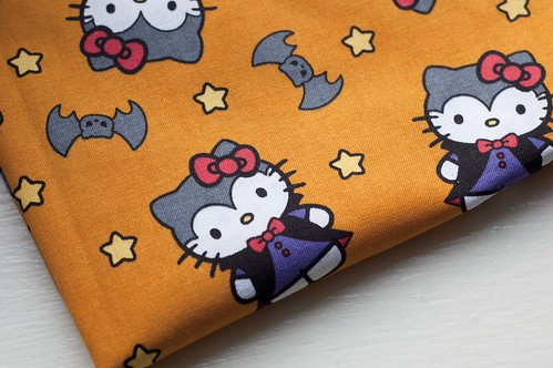 Hello Kitty fabric