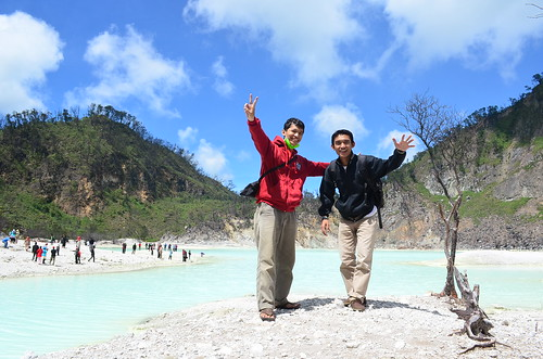 Welcome to Kawah Putih