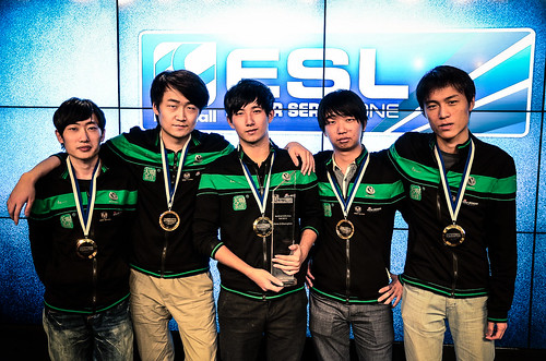 Eight team roster for the main event at TI4 locked in