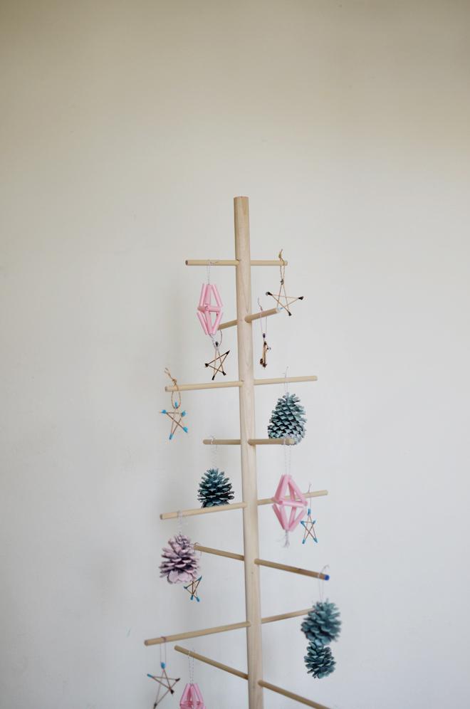 diy simple dowel christmas tree cakies logic diagram of 8 bit alu #8