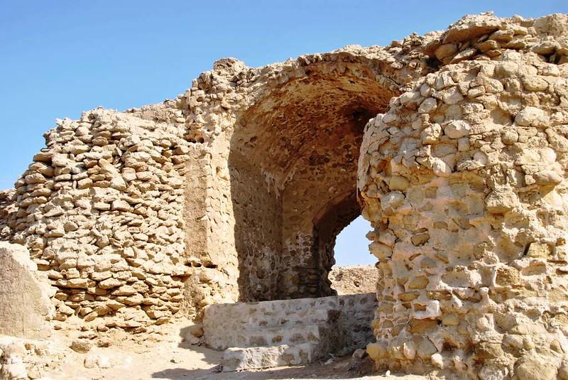 14 Fortaleza portuguesa en Laft en la Isla de Qeshm (24)