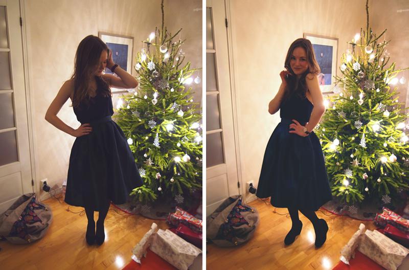 ida365 christmas outfit