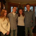 Sarah, Justin, Ashley, Chris