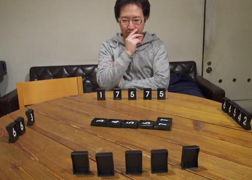 131129 パルルでなっコロ! 第7回 大人のボードゲーム会