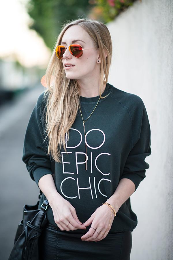 eatsleepwear, eLuxe, guess, ray-ban, jennifer-zeuner