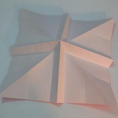 วิธีพับกระดาษพับดอกกุหลาบ 017