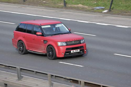 Range Rover rentals Megeve