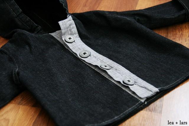 baby the hood jacket
