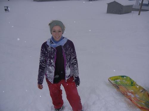 Feb 13 2014 Big Snow of winter (4)