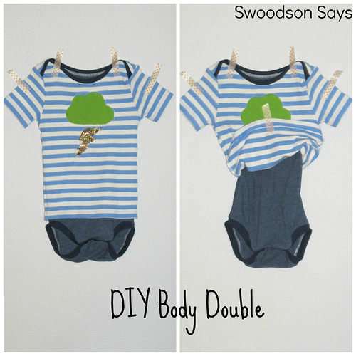 DIY Body Double