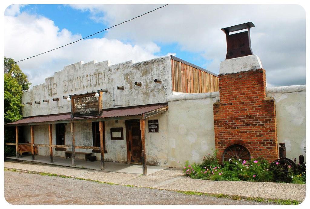 pinos altos the buckhorn saloon