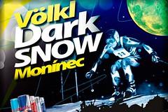 Völkl Dark SNOW Monínec už v pátek – podmínky výtečné!