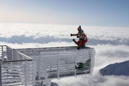 SNOW tour 2013/14: Vysoké Tatry – do oblak na bryndzové halušky