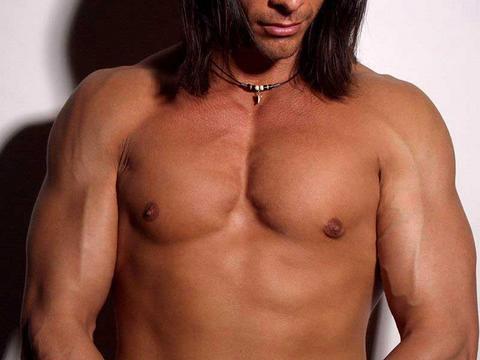 native american male 05   I wish more Native American men