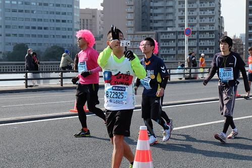 Tokyo Marathon 2014 08
