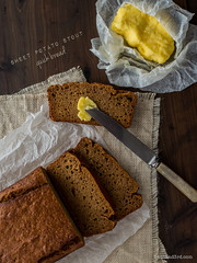 Sweet Potato Stout Quick Bread