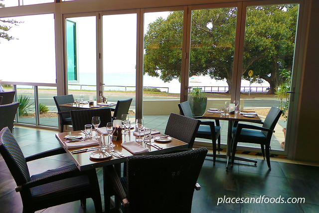 port lincoln hotel restaurant view