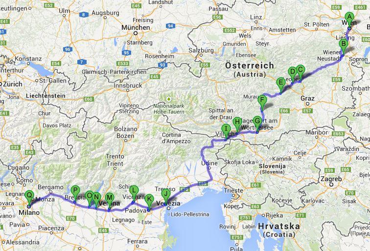 Zug Map
