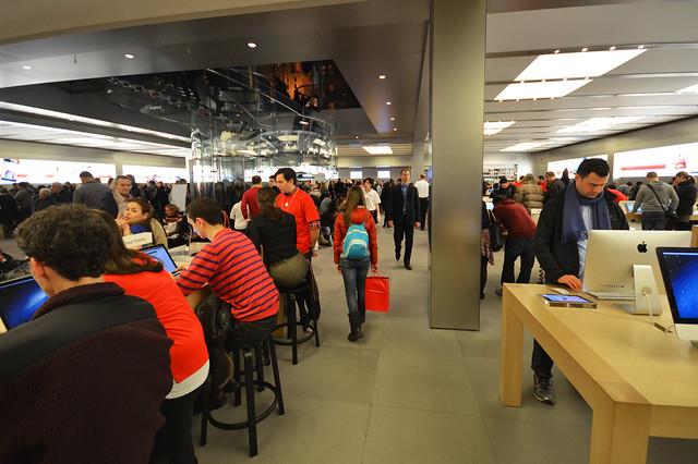 Tienda Apple de Nueva York
