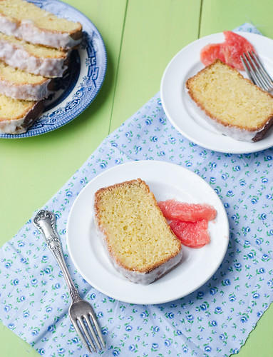 12960750284 1c4080c345 Grapefruit Olive Oil Cake