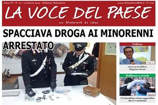 Noicattaro. Prima pagina n. 10-2014 front