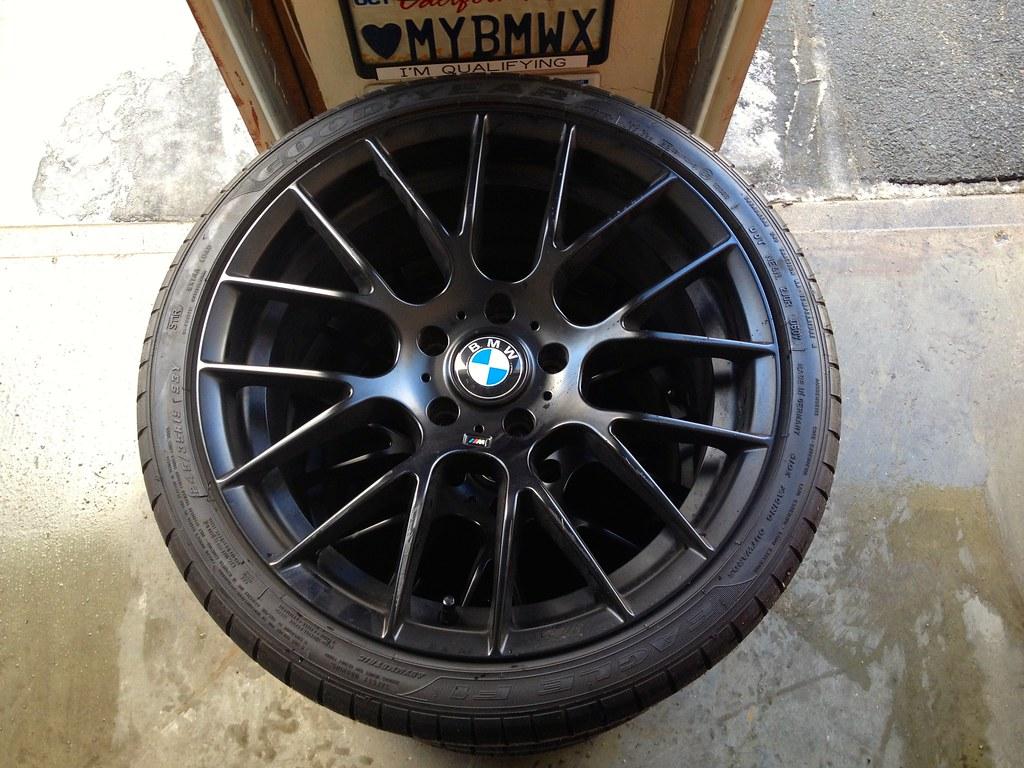 """BMW San Rafael >> MA: 18"""" CSL Replicas with Tires - E46Fanatics"""