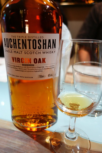 Auchentoshan Virgin Oak Single Malt Scotch Whisky
