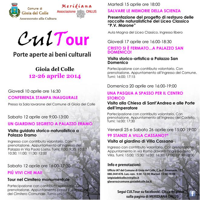 CULTour-2014
